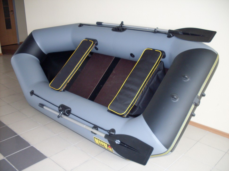 двухместная надувная лодка фото