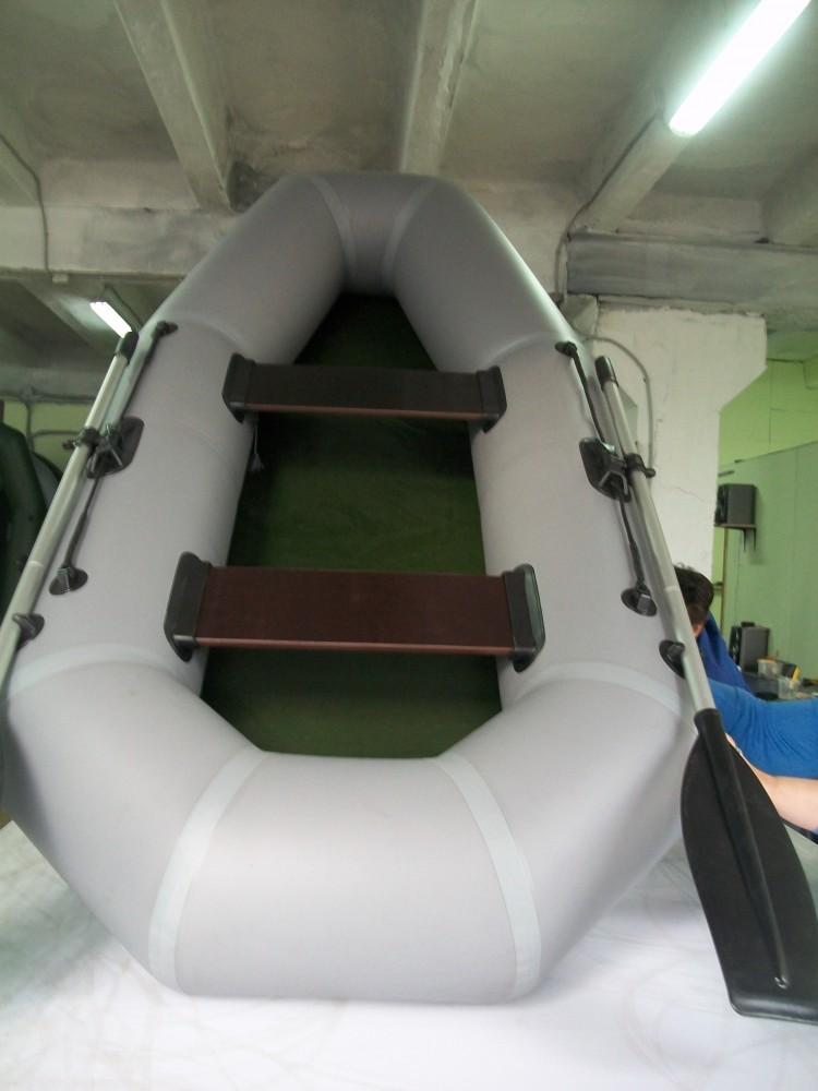 купить надувную лодку из пвх с надувным полом