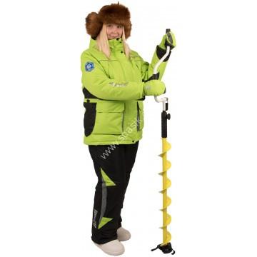 Женский зимний костюм до -35° ZABAVA Helios
