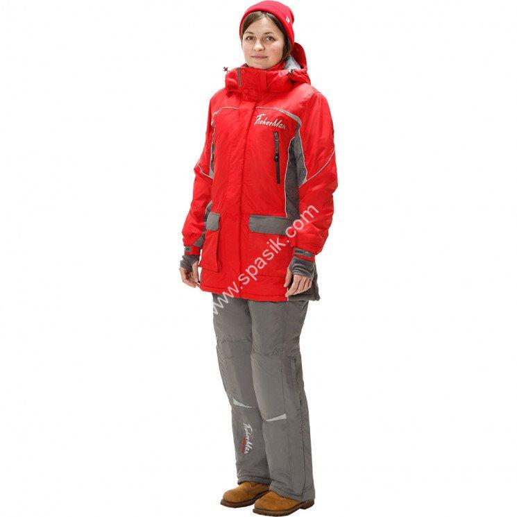 Женский зимний рыболовный костюм до −35°С Леди V2 Фишермен Novatour