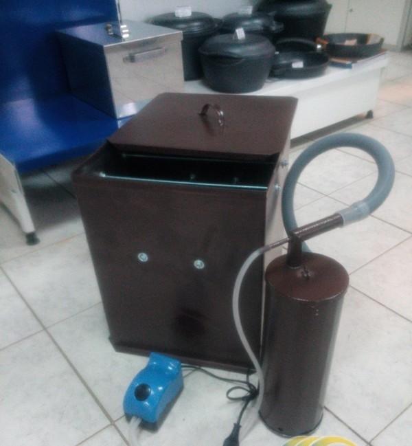 Коптильня холодного копчения своими руками купить цена самогонные аппараты с дефлегматором своими руками