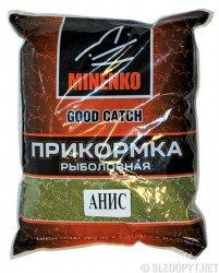 Прикормка Minenko Good Catch Анис 700г (4312)