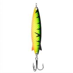 Блесна Premier Fishing Pike 18г. Yellow Green Tiger PR-N04-PF-18YGT